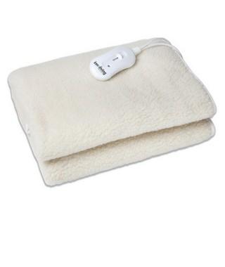 Scaldaletto singolo in lana sintetica