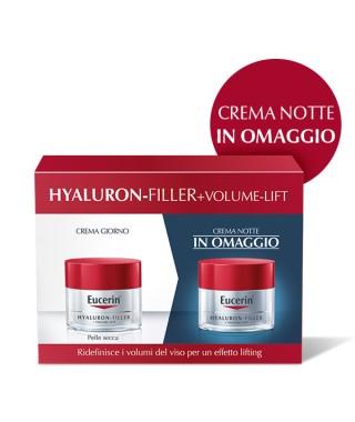 Promo Pack Hyaluron-Filler+volume-PELLE SECCA
