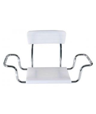 Sedile per vasca con schienale WIMED