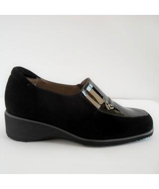 Calzatura da donna nera F.LLI TOMASI