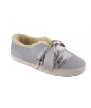Pantofola da donna color grigio SCHOLL