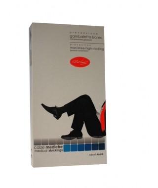 Gambaletto di prevenzione uomo 18-22mm Hg Blu ALBERT ANDRE'