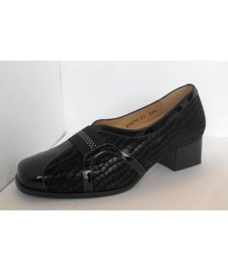 Calzatura da donna Nero con tacco LOREN
