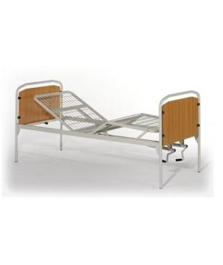 Noleggio letto ortopedico a due manovelle