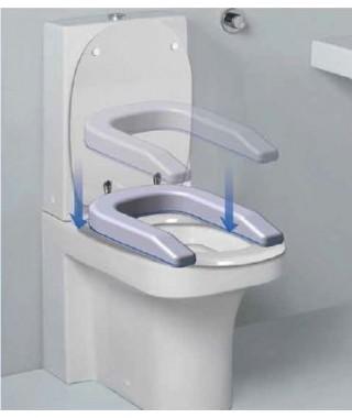 Alzawater bidet comfort seat MEDILAND