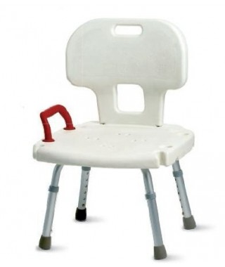 Sedia doccia con schienale WIMED