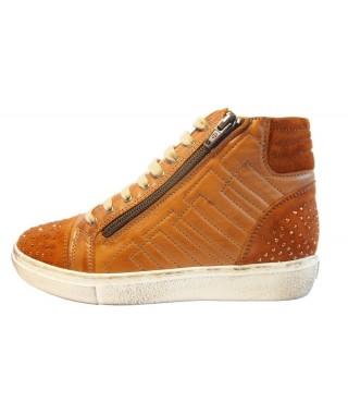 C3762 Sneakers alta da donna LOREN