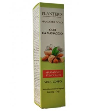 Planter's olio mandorle massaggio stimolante 150 ml