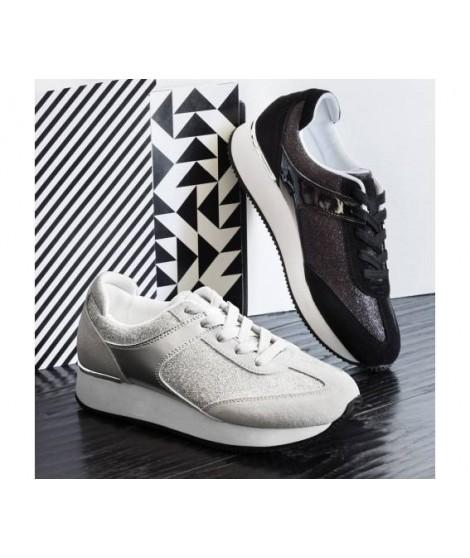 SCHOLL sneaker con Plantare Memory cushion mod. CHARLIZE