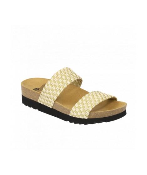 Scholl sandalo senza cinturino elasticizzato Kaory