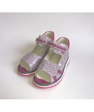 Sandalo aperto in punta