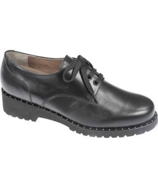 F.lli Tomasi scarpa GRETA SILK nero