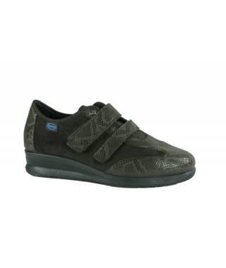 LOREN scarpa con velcri elasticizzata MOD S8569