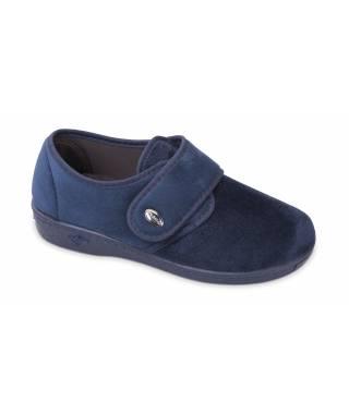 Goldstar calzatura donna blu MOD 509