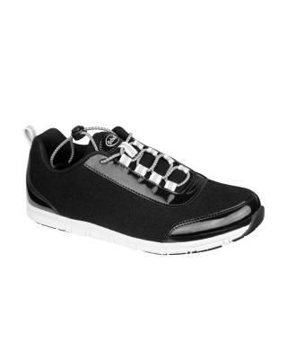 SCHOLL sneaker nero WINDSTEP TWO