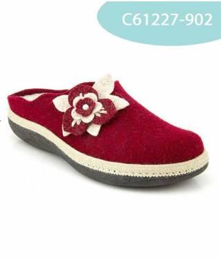 MEDDY calzatura in calda lana cotta MOD 61227