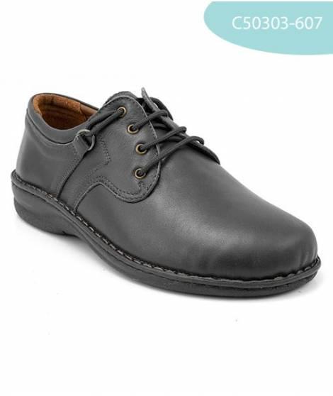 MEDDY calzatura uomo in nappa MOD. 50303