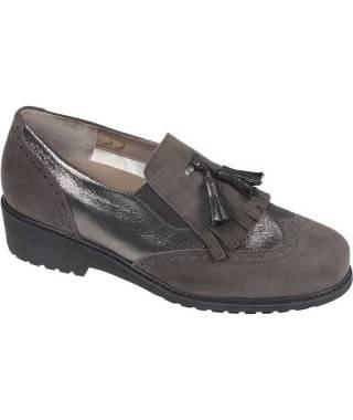 Tomasi scarpa in camoscio acqua Cookie