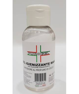 PUROGEL - GEL IGIENIZZANTE MANI - 100 ml