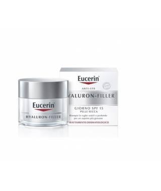 Eucerin Hyaluron-Filler Giorno Pelle Secca SFP15- 50 ml