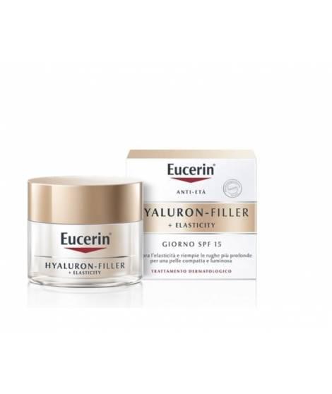 Eucerin Hyaluron-Filler+Elasticity Giorno SPF15 - 50 ml