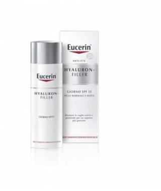 Eucerin Hyaluron-Filler Giorno Pelle Normale/Mista SPF 15 - 50 ml
