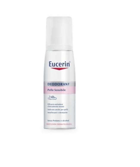 Eucerin Deodorante 24h VAPO Pelli Sensibili 75 ml