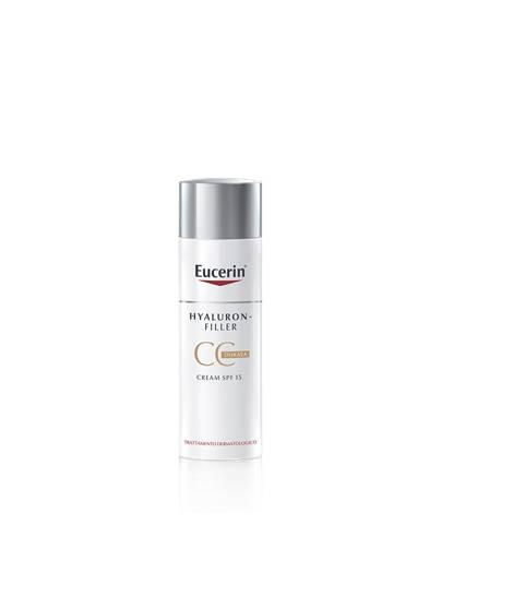 Eucerin Hyaluron-Filler CC Cream Dorata 50 ml