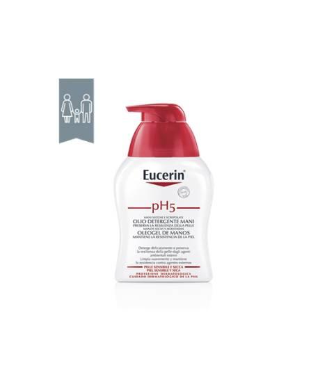 Eucerin pH 5 Olio Detergente Mani - 250 ml