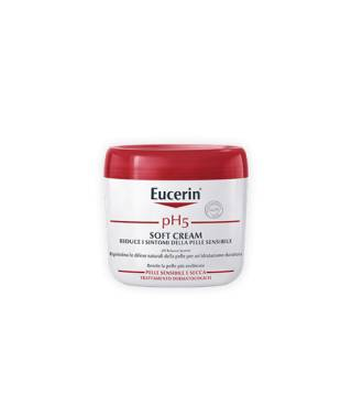 Eucerin Soft Cream ph5 pelle sensibile e secca
