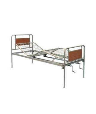 Letto a 2 manovelle smontabile WIMED