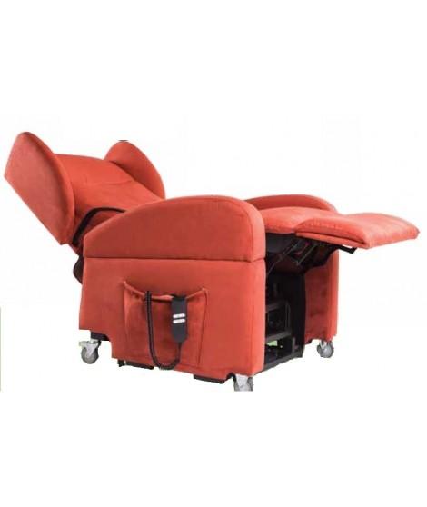 Poltrona relax Up&Down Terracotta MOVI SPA