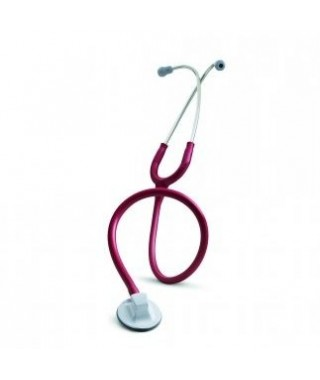 Stetofonendoscopio Littman 3m Select Rosso Bordeaux