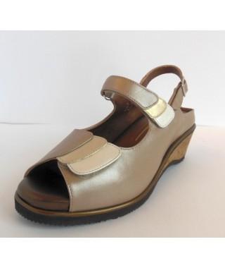 Sandalo da donna predisposto per plantare F.LLI TOMASI