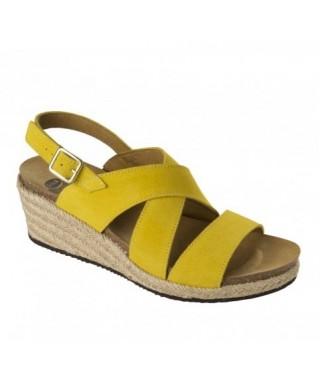 Sandalo da donna giallo Sotiria SCHOLL